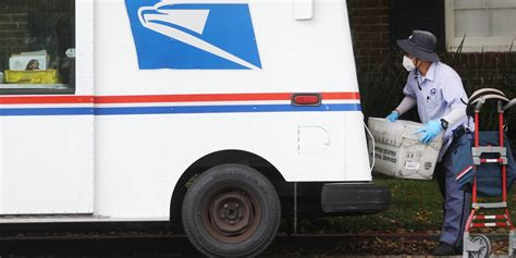 USPS just made sweeping changes to its leadership as ...