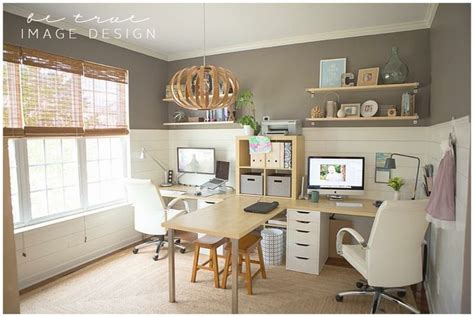 Arbeitszimmer Gestalten Ikea by 25 Conveniently Designed Home Office Space Ideas