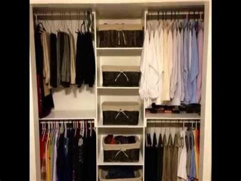 ideas to organize closet diy small closet organization ideas