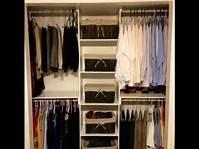 diy closet ideas DIY Small Closet Organization Ideas - YouTube