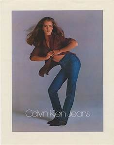 Brooke - Calvin Klein Jeans ad | All Things Retro | Pinterest