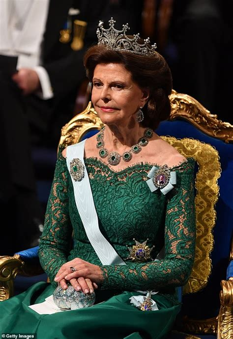 Sweden's Queen Silvia: It was 'a big shock' to learn of ...