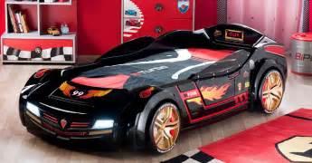 kinderzimmer junge auto 20 car shaped beds for cool boys room designs kidsomania