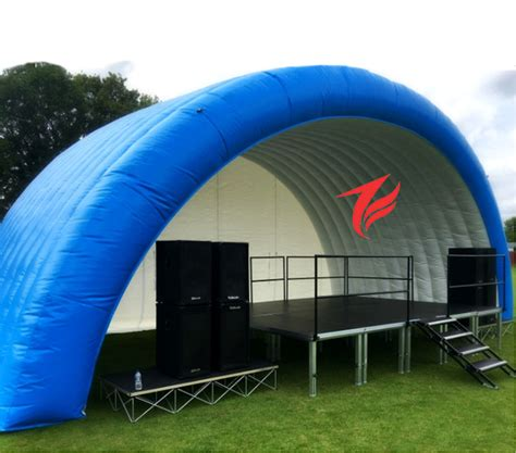 outdoor stage tent  inflatable canopy inflatable