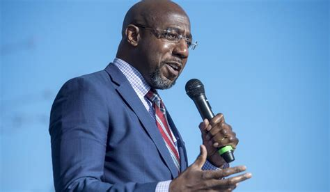 Raphael Warnock addresses Capitol riot in first sermon ...
