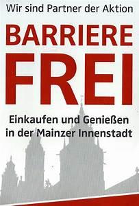 Mainz Verkaufsoffener Sonntag : barrierefrei einkaufen und genie en in der mainzer innenstadt werbegemeinschaft mainz ~ Buech-reservation.com Haus und Dekorationen