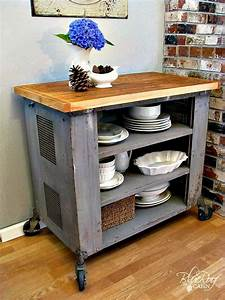 Amazing Rustic Kitchen Island DIY Ideas - Diy & Home