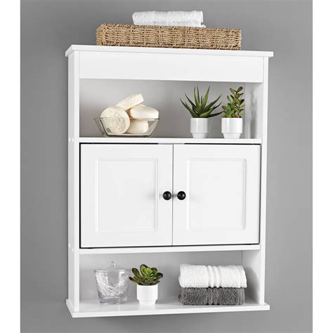 bathroom wall cabinet with shelf white bathroom wall cabinet with shelf