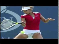 wardrobe malfunctions in sports tennis YouTube