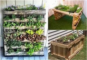 Reusing Old Pallets for Garden Projects • 1001 Pallets