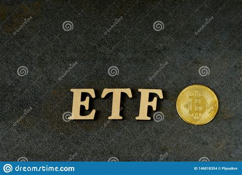 The irs could make adjustments to tax. Bitcoin Coin With ETF Text On Stone Background Stock Photo - Image of digital, business: 146018354