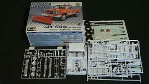 46 - Revell Gmc Pickup With Snow Plow Review