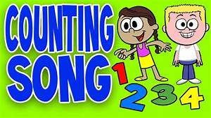 Counting Song For Children  U2013 Counting Together With Lyrics