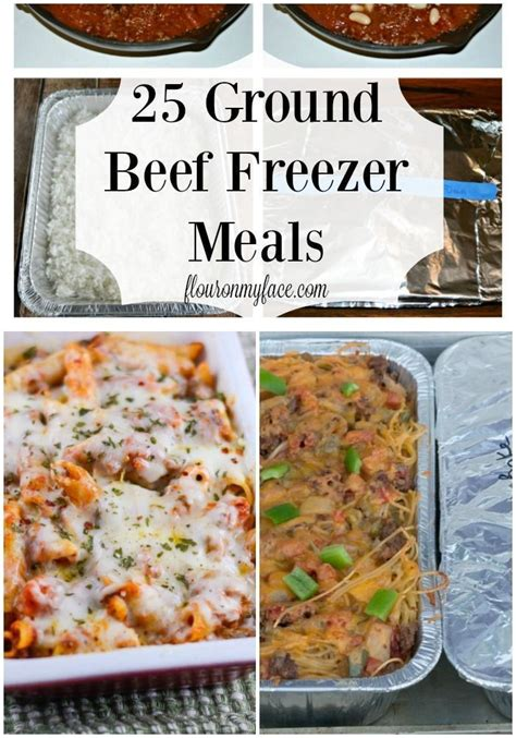 meals cooked with ground beef best 25 beef freezer meals ideas on pinterest dump meals dump recipes and frozen meals