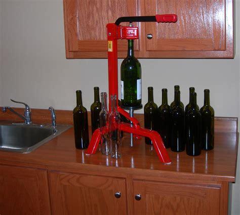 floor corker for home wine making kit easily corks all
