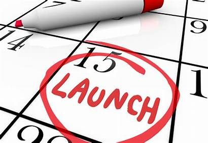 Launch Clipart Project Preparation Market Launches Projects