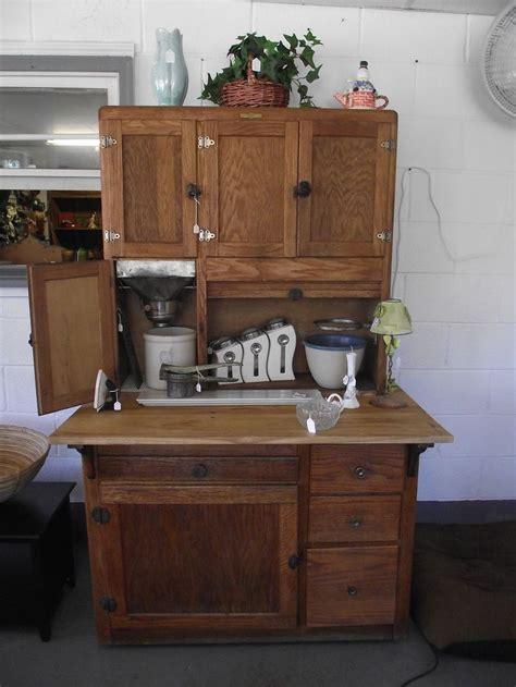 primitive hoosier cabinets  sale antique hoosier