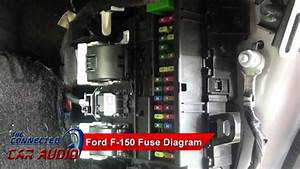 Stereo Fuse Diagram Ford F 150 2015 And Up