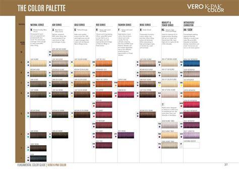 Hair Color Charts, Color Charts And Hair Color On Pinterest
