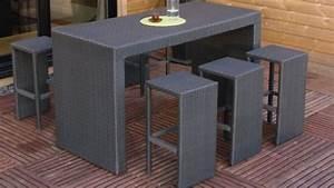Mobilier Terrasse Restaurant Occasion : mobilier de terrasse ma terrasse ~ Teatrodelosmanantiales.com Idées de Décoration