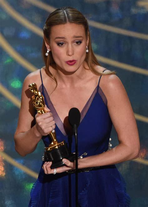 Oscar 2016 Winners: Brie Larson Wins Best Actress Academy ...