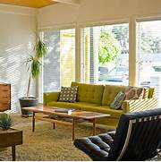 Retro Modern Living Room Ranch House Remodel Sunset Vintage Living Room Furniture Sets Sac14 Handsome Vintage Living Living Room Sofa In A Rainbow Of Colors Living Room Design Ideas In MN003 06 Vintage Style Living Room Narratives Photo Agency