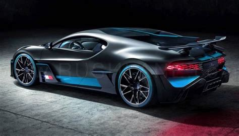 Bugatti divo price ranges from rs. Bugatti Divo sportscar priced at approx Rs 41 crores - Top speed 380 kmph