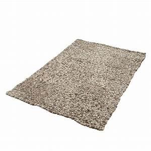 Teppich Wolle Grau : teppich kieselsteine wolle filz grau 3 gr en l ufer wohnzimmer vorleger neu ebay ~ Markanthonyermac.com Haus und Dekorationen