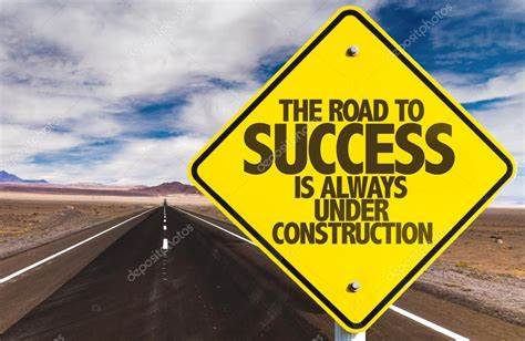 The Road To Success Is Again Under Construction