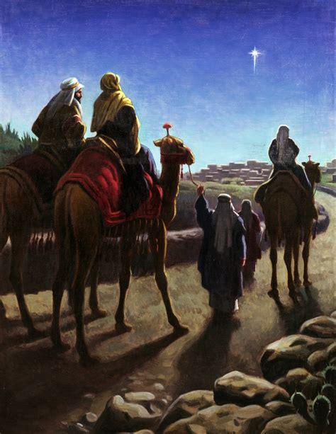 Follow Me... Wise Men Still Seek Him   United Church of God