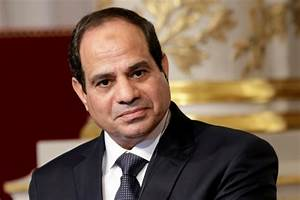 Egyptian President al-Sisi for sale on eBay after heavily ...