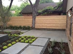Modern Backyard Fence Outdoor Goods