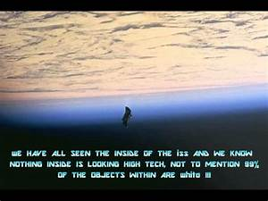 Black Knight Satellite Captured From The ISS By NASA - YouTube
