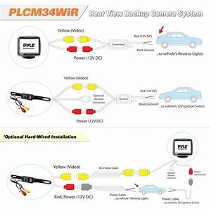 Kogan Wireless Rear View Reversing Camera Wiring Diagram