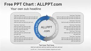 Cycle And Text Box Ppt Diagram   Download Free   Daily