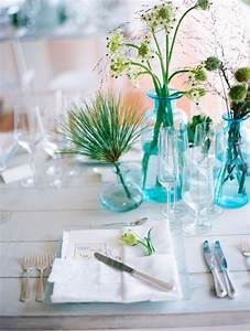 216 best images about something blue on pinterest With turquoise wedding centerpiece ideas