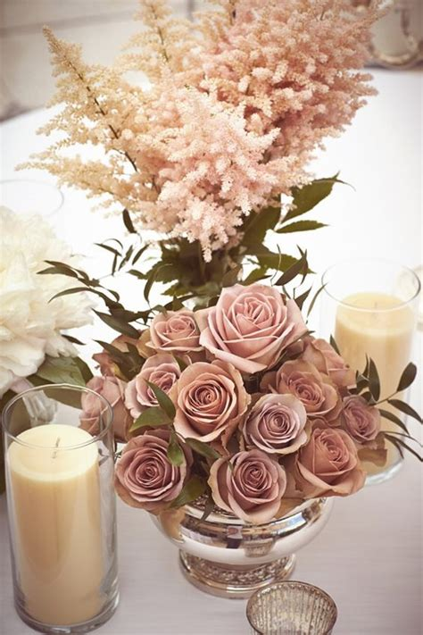 18 Romantic Dusty Rose Wedding Color Ideas for 2020