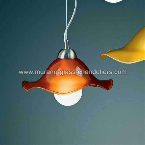 quot mariluna quot murano glass pendant light murano glass