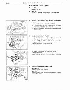 22r Toyota Idler Pulley Diagram  Toyota  Auto Parts Catalog And Diagram