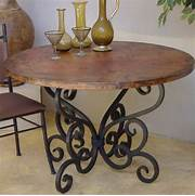 Iron Decor Wrought Iron Iron Tables Copper Table Tops Dining Meadowcraft Wrought Iron 30 Round Micro Mesh Bistro Table 3203100 01 French Wrought Iron Garden Table For Sale At 1stdibs Table Dining Wrought Iron Wood Dining Table Iron Scroll Dining Table