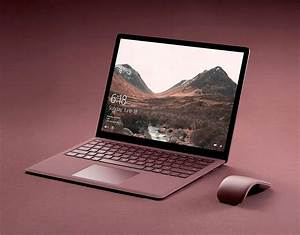 Microsoft U2019s Surface Laptop Is As Delicate As An Expensive