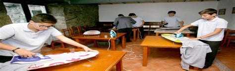 This Spanish College Has Launched Home Economics Class For ...