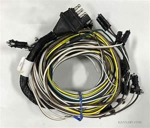 Triton 09816 Ut8  Ut10  Ut12 Wire Harness