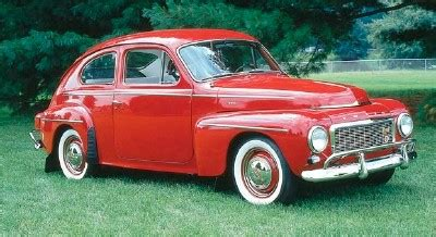 1958-1965 Volvo PV544 | HowStuffWorks