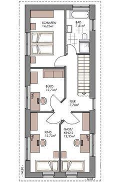 Mini Grundstueck Fuenf Meter Reichen Fuer Ein Haus by Kreativ Geplant Mit Hang Zum Gl 252 Ck Neubau Hausideen