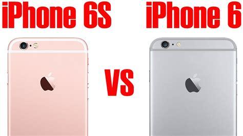 iphone 6 v 6s iphone 6s vs iphone 6 191 cu 193 l comprar aqu 205 t 218 respuesta
