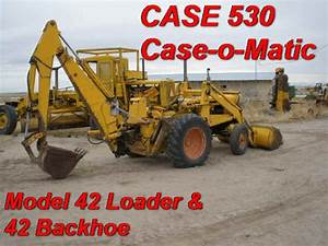 Case 430 Ck  Right