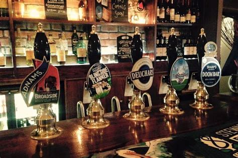 cuisine ales glasgow 39 s ale and craft beers where to go for the
