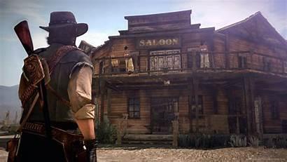 Western Cowboy Desktop Designs