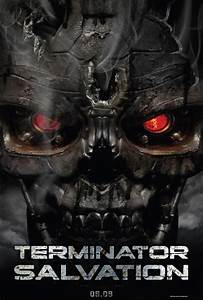 Terminator Salvation Movie Poster | SEAT42F